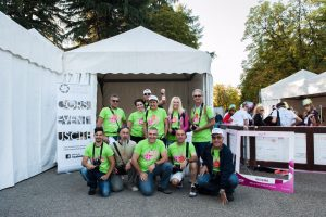 Tempo & Diaframma alla Race for the cure