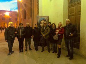 Insieme alla mostra fotografica di McCurry a Bologna