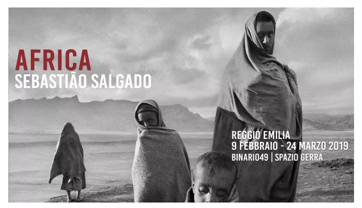 L'Africa di Sebastião Salgado in mostra a Reggio Emilia