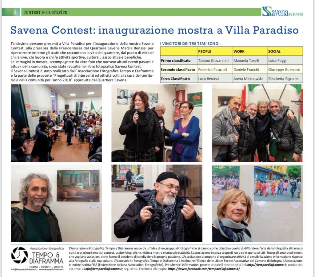 Inaugurazione a Villa Paradiso