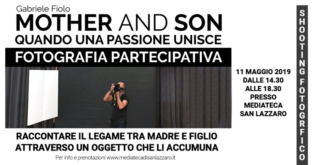 Mother and son - quando una passione unisce