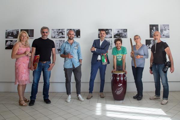 Inaugurazione mostra fotografica I volti dell'Appennino