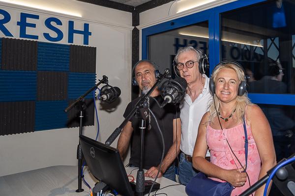 Tempo e Diaframma a Radio Fresh