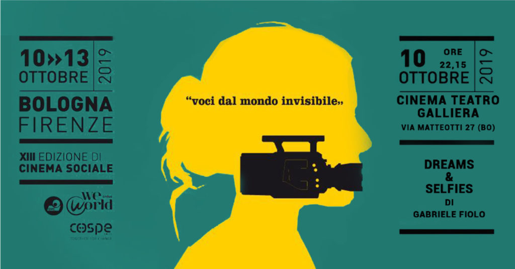 Dreams & Selfies a Terre di Tutti Film Festival