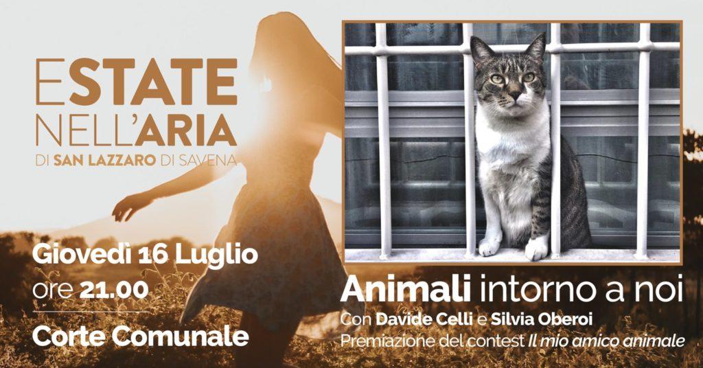 Premiazione IL MIO AMICO ANIMALE