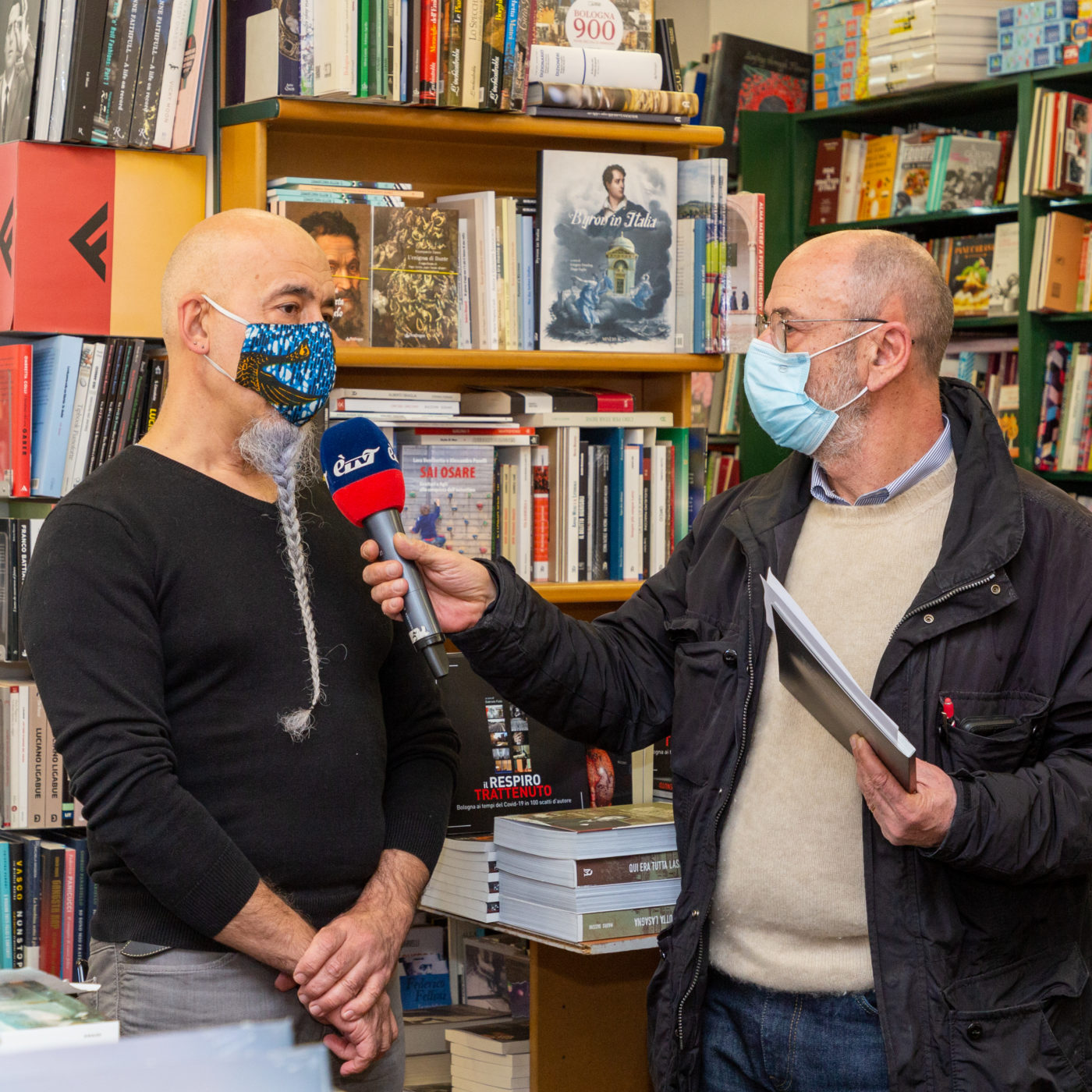 intervista éTV